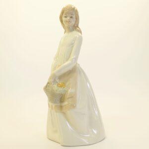 Фарфоровая статуэтка Jango