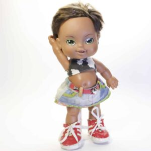Коллекционная анатомическая кукла Famosa Испания