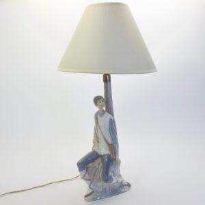Винтажный светильник Пастушок NAO Lladro