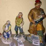 Гипсовые статуэтки