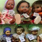 характерные куклы 1