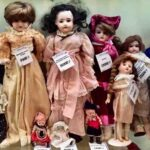 куклы антикварные 3