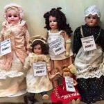 Куклы антикварные1