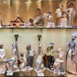 статуэтки Lladro, zaphir, porceval и др