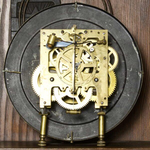 механизм настенных часов junghans 1908 год