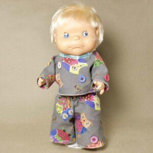 кукла мальчик Famosa Испания