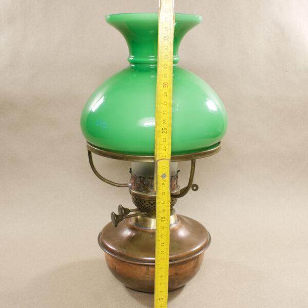 зелёная лампа керосинка высота