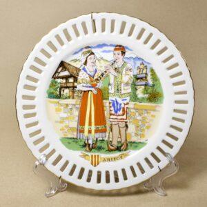 настенная тарелка Ariege Франция