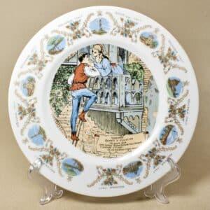 настенная тарелка Италия Верона