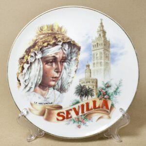 настенная тарелка Sevilla
