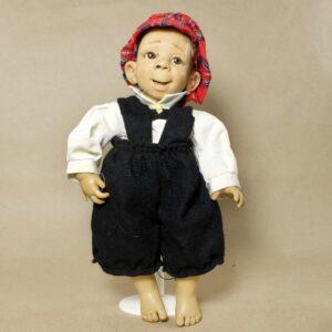 Характерная кукла Ушастик Danton Jos