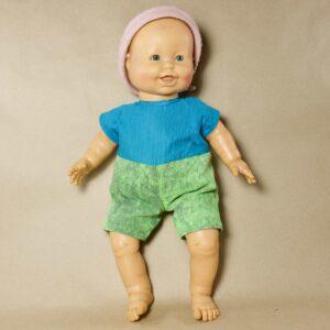 Игровая характерная кукла Двуликий