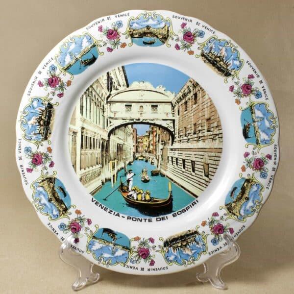 Декоративная тарелка Venezia