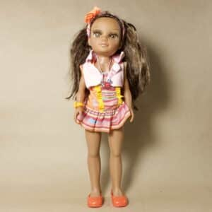 кукла Anabel Famosa