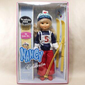 Кукла Nancy Coleccion Famoca