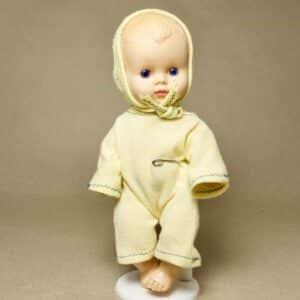 Винтажная кукла Ratti