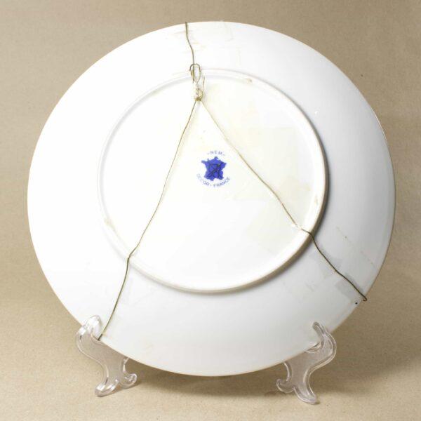 тарелка La bergere реверс