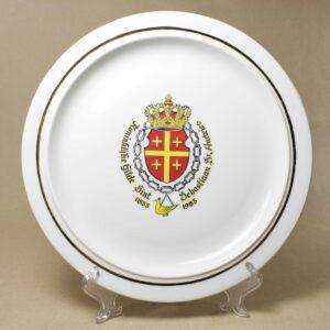 тарелка Koninklijke Gilde Sint Sebastiaan
