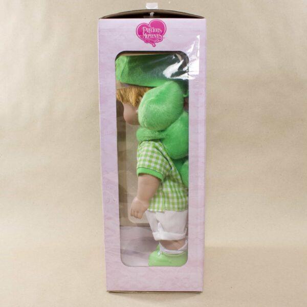 кукла в коробке Precious Moments, I Toad-ally Love You Boy фото