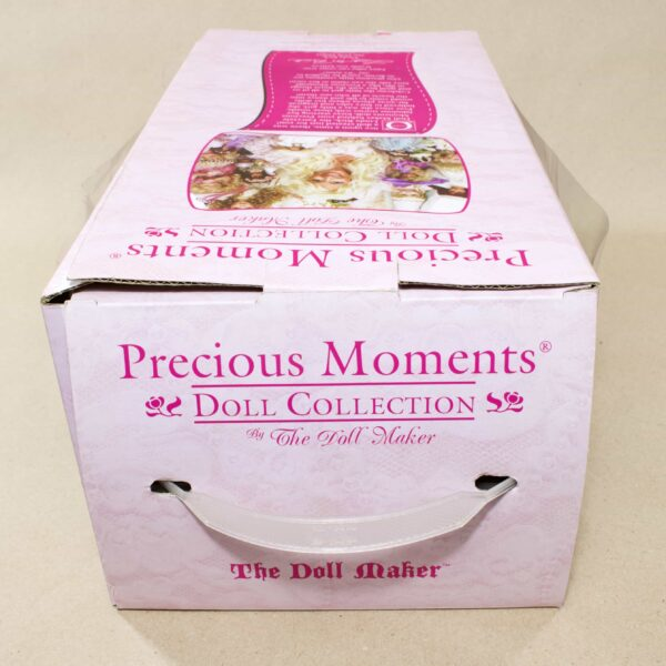 Precious Moments кукла в коробке мальчик и жаба
