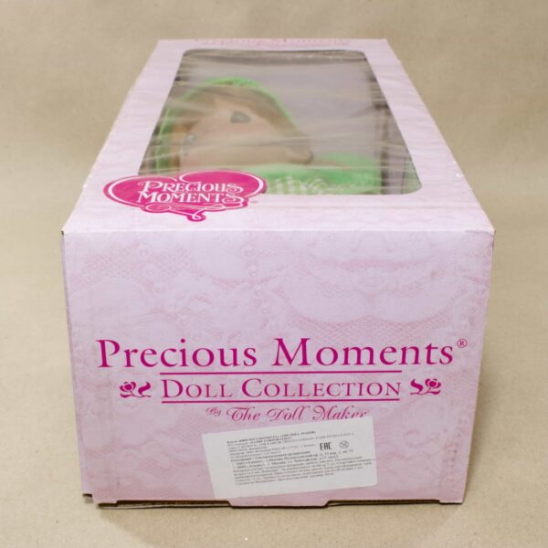 Precious Moments кукла в коробке I Toad-ally Love You Boy