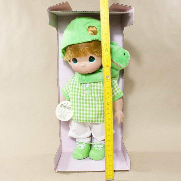 Коллекционная кукла Precious Moments I Toad-ally Love You Boy рост