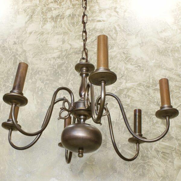 церковная люстра 6 ламп 15959